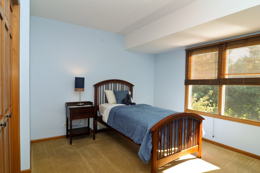 Real Estate Photography - 151 Deer Lane, Barrington, IL, 60010 - 3rd Bedroom