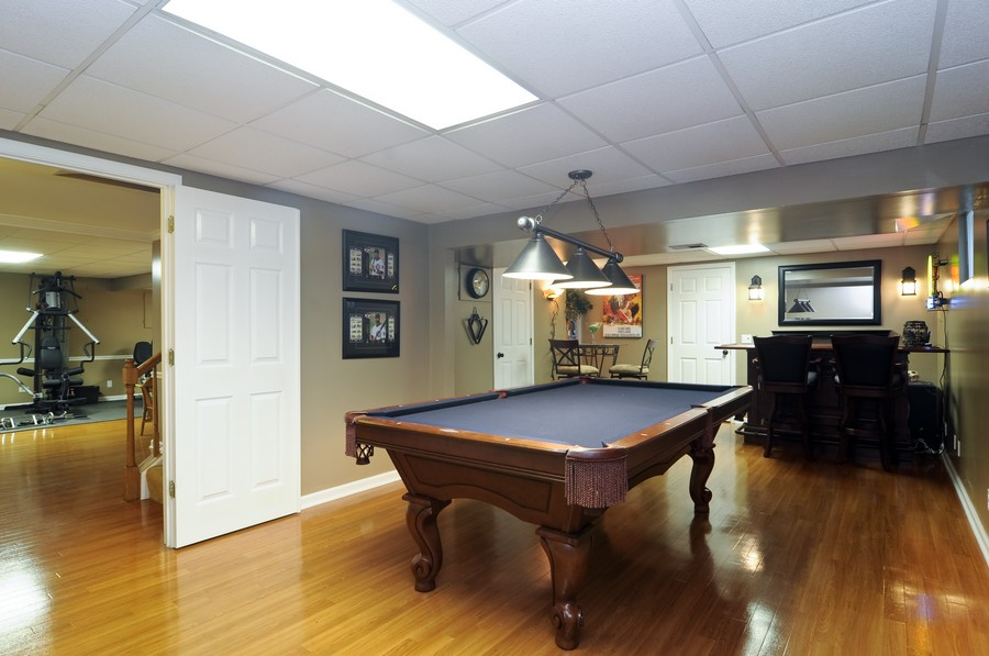 Real Estate Photography - 151 Deer Lane, Barrington, IL, 60010 - Lower Level