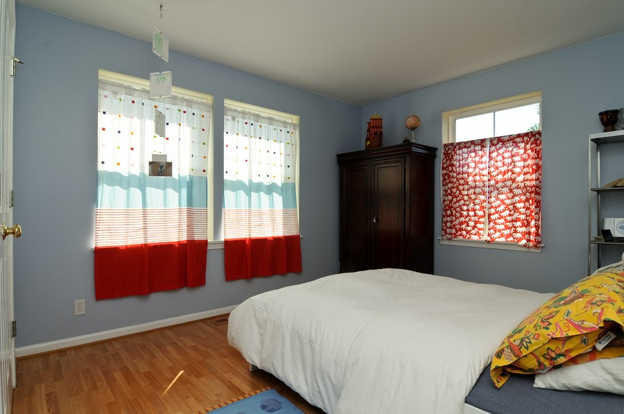 Real Estate Photography - 1403 Sunflower Ct, Grayslake, IL, 60030 - 2nd Bedroom