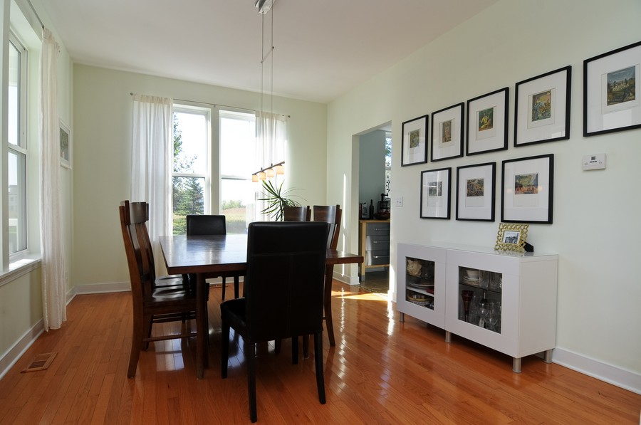 Real Estate Photography - 1403 Sunflower Ct, Grayslake, IL, 60030 - Dining Room