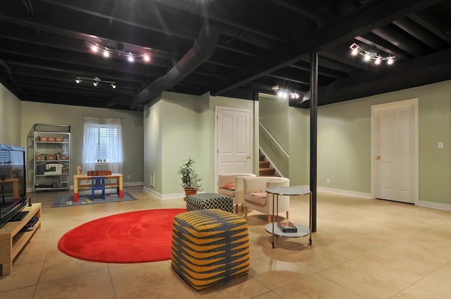 Real Estate Photography - 1403 Sunflower Ct, Grayslake, IL, 60030 - Basement