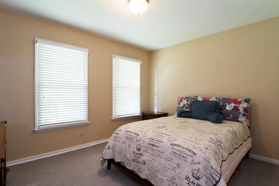 Real Estate Photography - 6521 Greene Rd, Woodridge, IL, 60517 - 3rd Bedroom