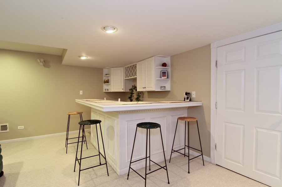 Real Estate Photography - 6521 Greene Rd, Woodridge, IL, 60517 - Lower Level