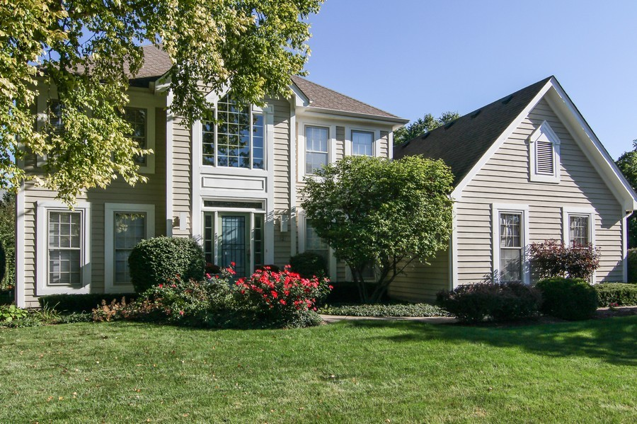 Real Estate Photography - 6521 Greene Rd, Woodridge, IL, 60517 - Front View