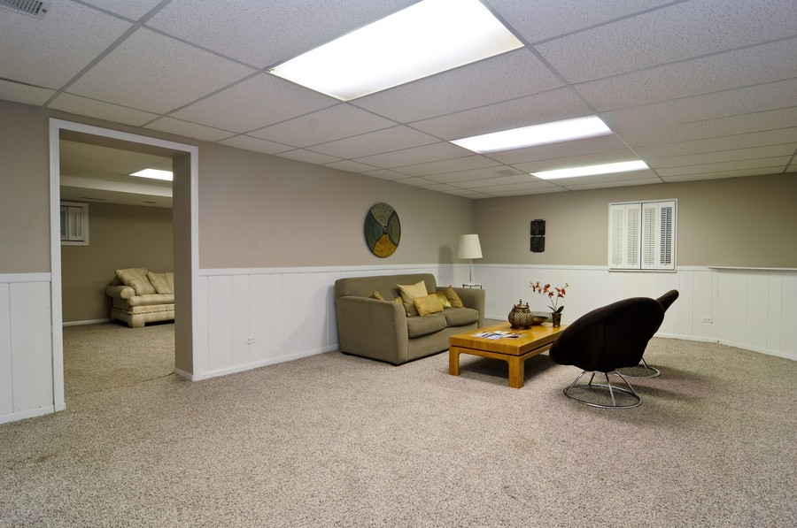 Real Estate Photography - 770 E Hillside Ave, Barrington, IL, 60010 - Lower Level