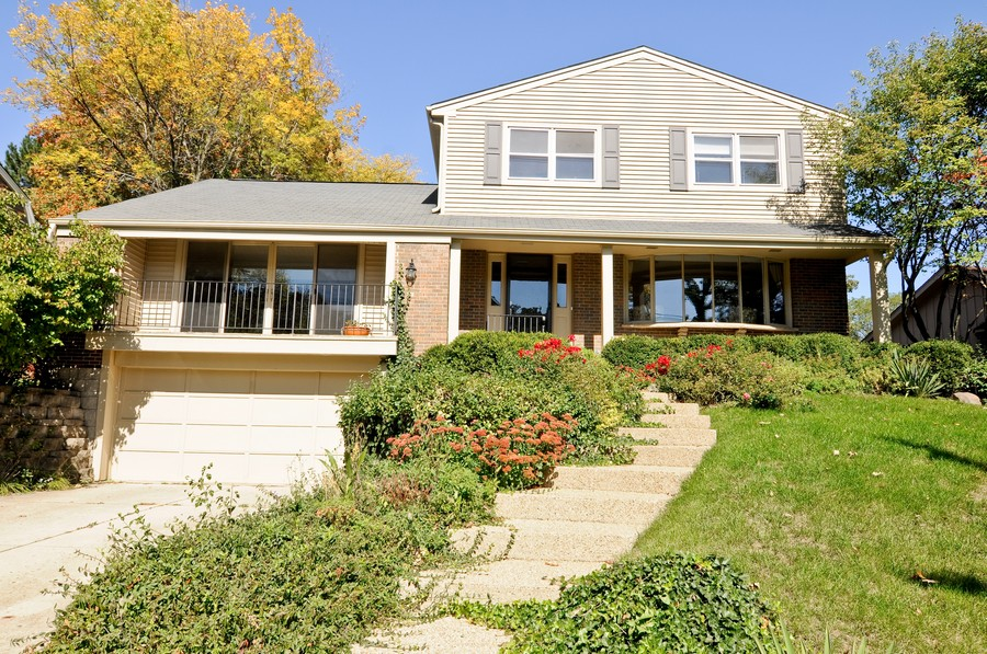 Real Estate Photography - 770 E Hillside Ave, Barrington, IL, 60010 - Front View