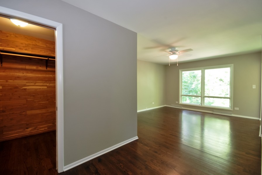 Real Estate Photography - 3661 Saratoga, Downers Grove, IL, 60515 - Master Bedroom