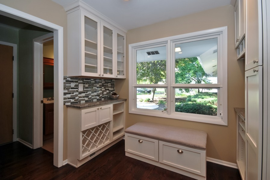Real Estate Photography - 3661 Saratoga, Downers Grove, IL, 60515 - Pantry