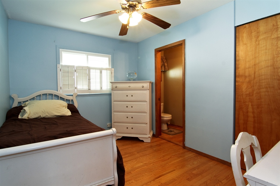 Real Estate Photography - 454 60Th St, Downers Grove, IL, 60516 - 2nd Bedroom