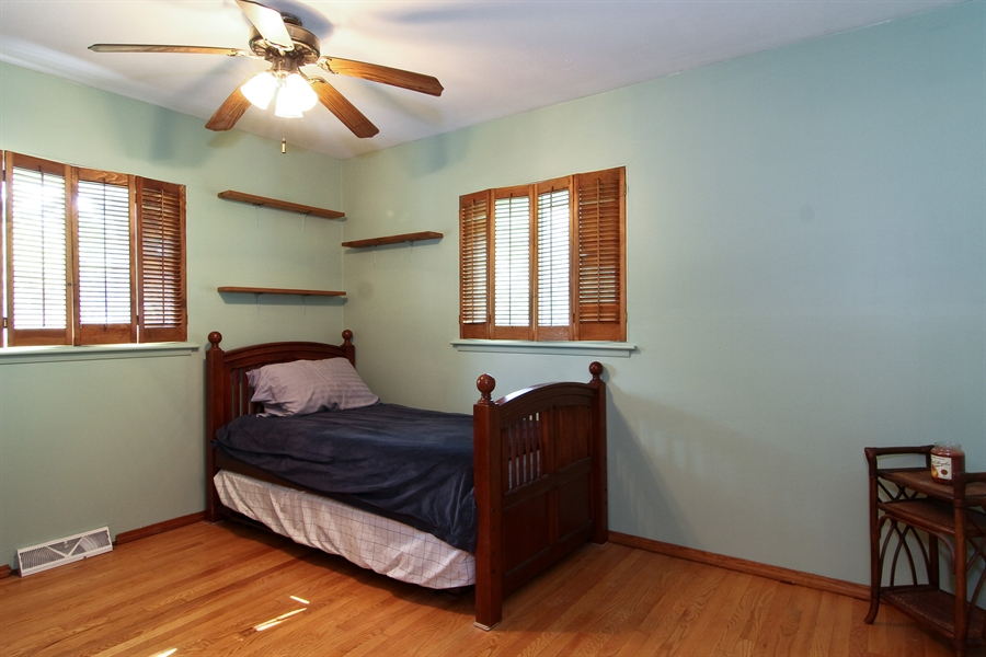 Real Estate Photography - 454 60Th St, Downers Grove, IL, 60516 - 3rd Bedroom