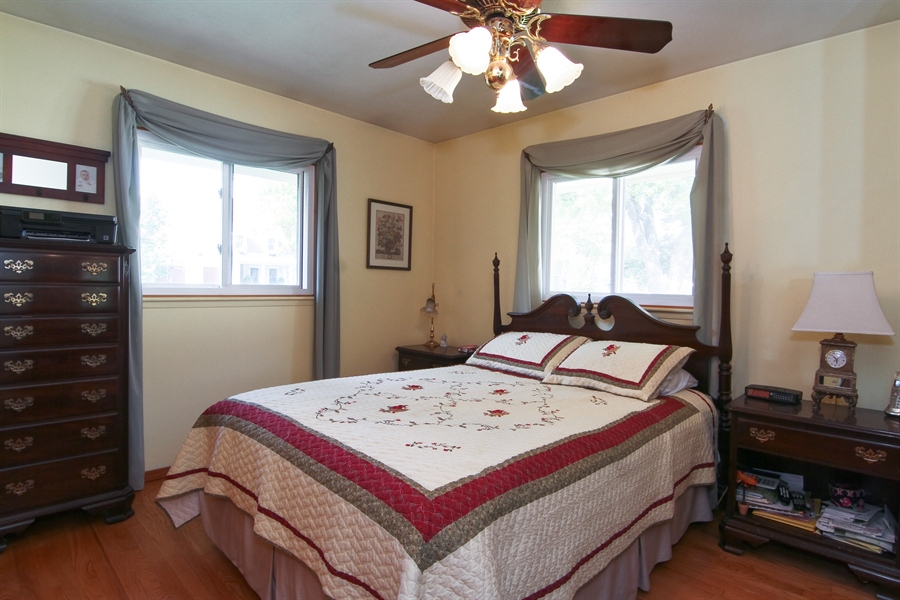 Real Estate Photography - 454 60Th St, Downers Grove, IL, 60516 - Bedroom