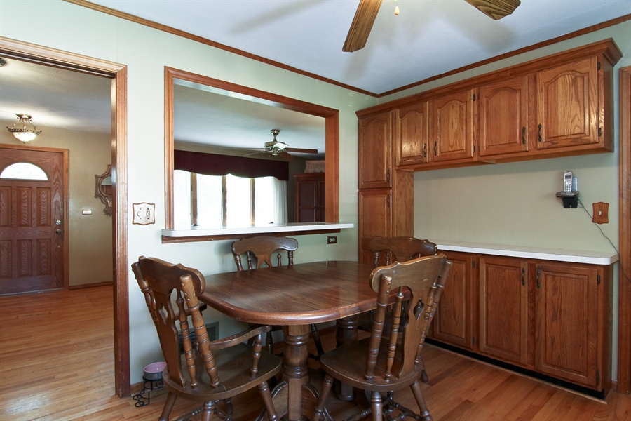 Real Estate Photography - 454 60Th St, Downers Grove, IL, 60516 - Breakfast Area