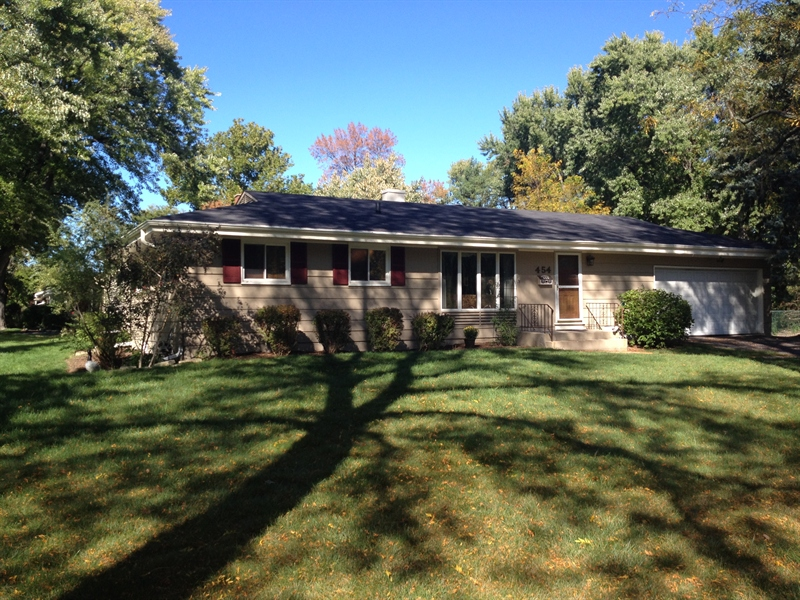 Real Estate Photography - 454 60Th St, Downers Grove, IL, 60516 -