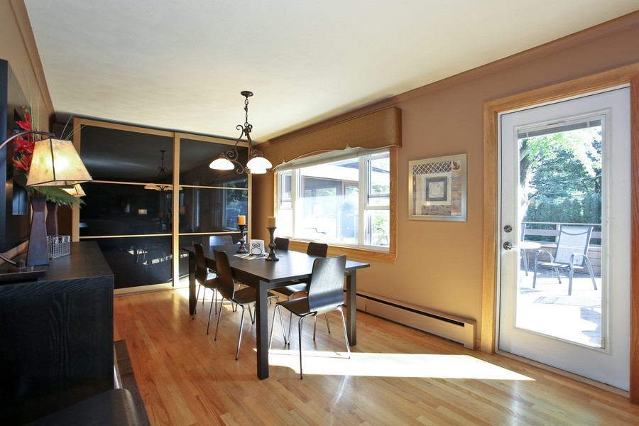 Real Estate Photography - 431 Bunning Dr, Downers Grove, IL, 60516 - Dining Room