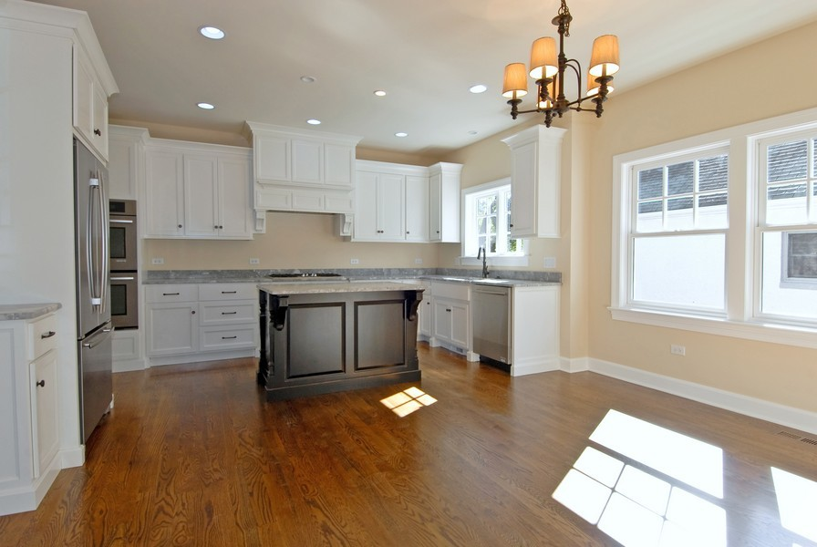 Real Estate Photography - 943 North Main St, Naperville, IL, 60563 - Kitchen