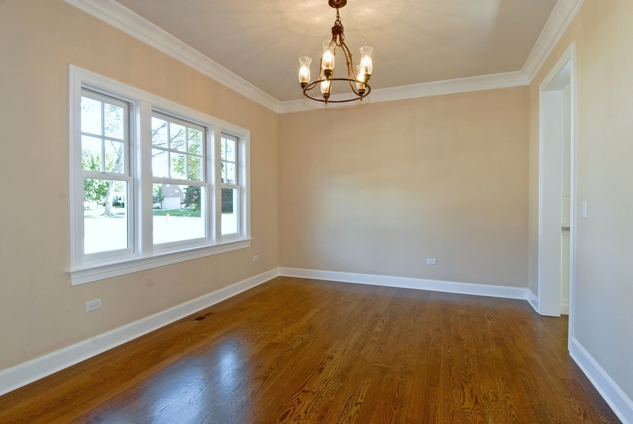 Real Estate Photography - 943 North Main St, Naperville, IL, 60563 - Dining Room