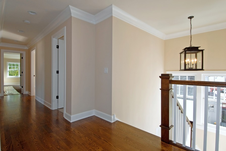 Real Estate Photography - 943 North Main St, Naperville, IL, 60563 - Hallway