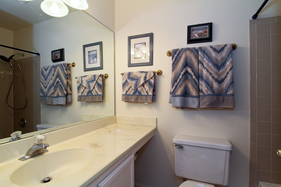 Real Estate Photography - 7815 Darien Lake Dr, Darien, IL, 60561 - Bathroom