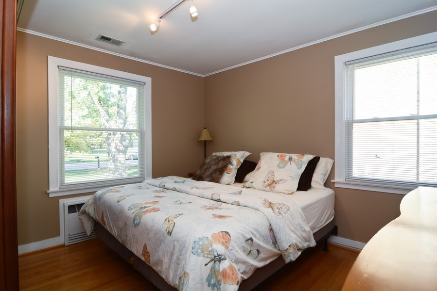 Real Estate Photography - 831 South Chatham Ave, Addison, IL, 60101 - Bedroom