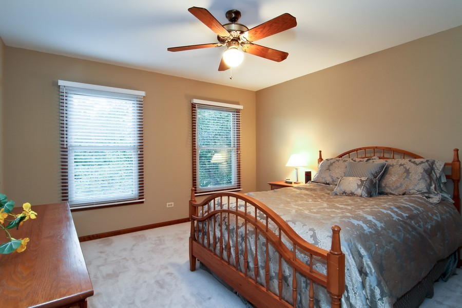 Real Estate Photography - 1016 Buckingham Dr, Naperville, IL, 60563 - 3rd Bedroom