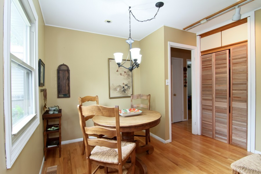 Real Estate Photography - 619 Austin St, Downers Grove, IL, 60515 - Breakfast Area
