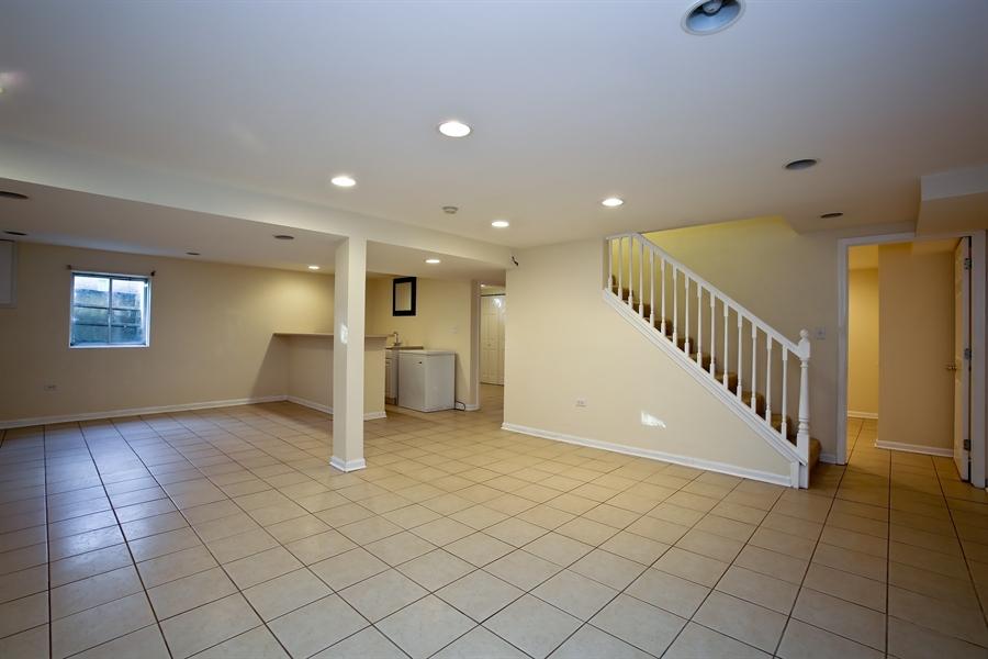 Real Estate Photography - 2701 Bordeaux Pl, Lisle, IL, 60532 - Lower Level