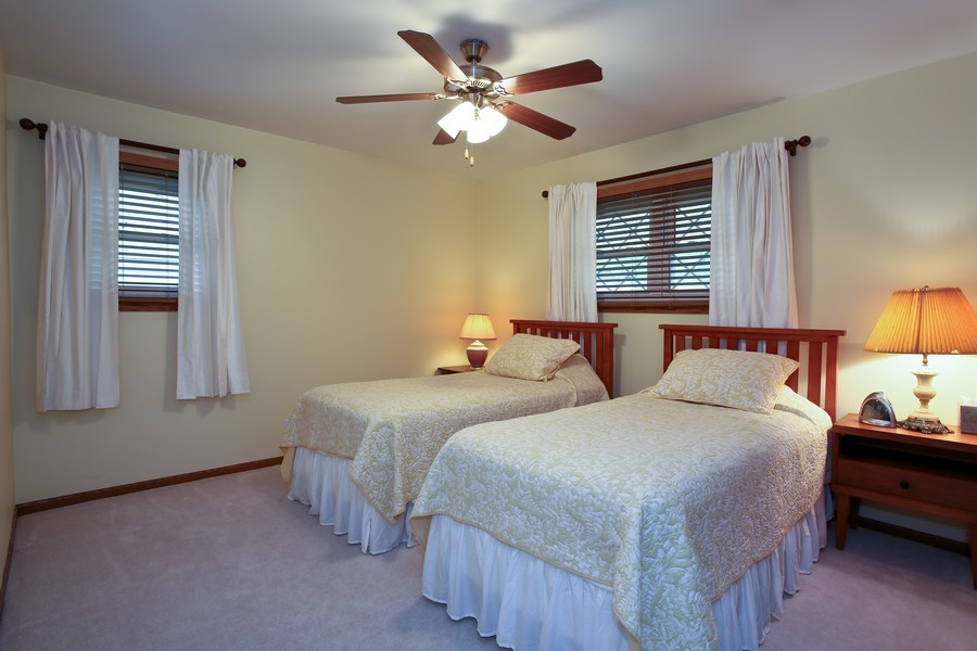 Real Estate Photography - 7721 Warwick Ave, Darien, IL, 60561 - 2nd Bedroom
