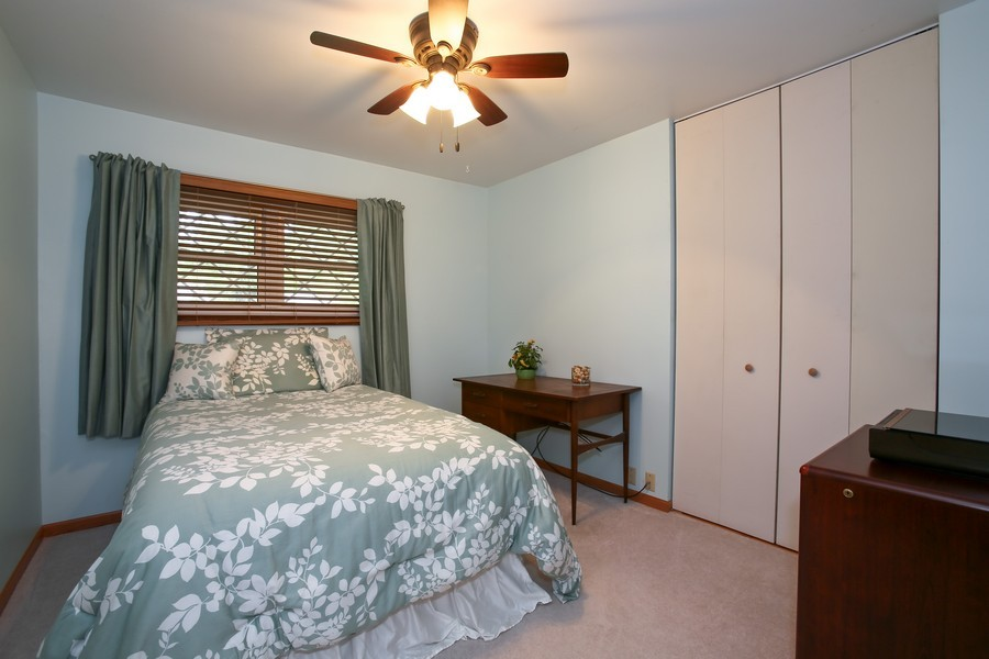 Real Estate Photography - 7721 Warwick Ave, Darien, IL, 60561 - Bedroom