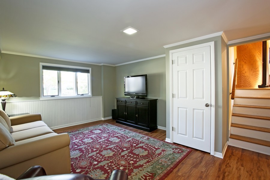 Real Estate Photography - 621 Magnolia Ct, Lombard, IL, 60148 - Lower Level