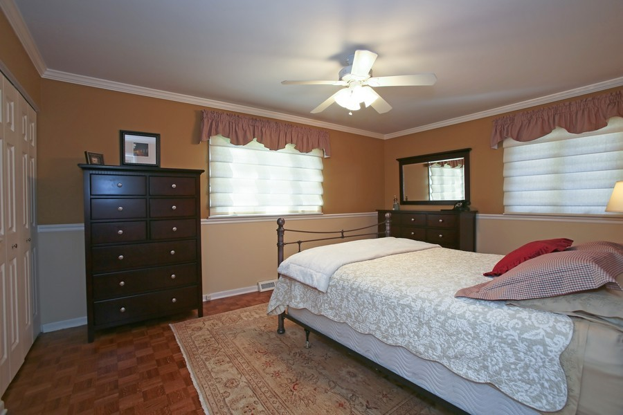 Real Estate Photography - 621 Magnolia Ct, Lombard, IL, 60148 - Bedroom