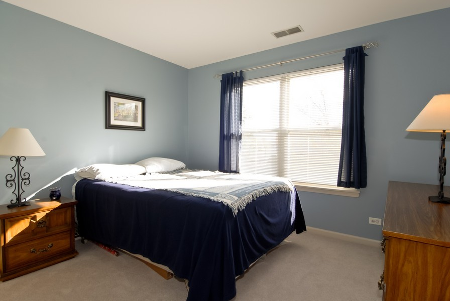 Real Estate Photography - 3106 Reflection Dr, Naperville, IL, 60564 - 2nd Bedroom