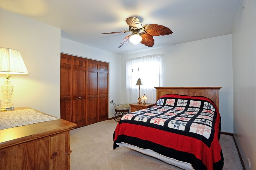 Real Estate Photography - 1712 Smokey Ct, Naperville, IL, 60563 - 4th Bedroom