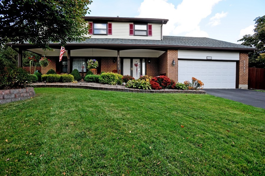 Real Estate Photography - 1712 Smokey Ct, Naperville, IL, 60563 - Front View