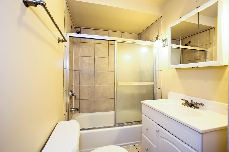 Real Estate Photography - 5907 Springside Ave, Downers Grove, IL, 60515 - Bathroom