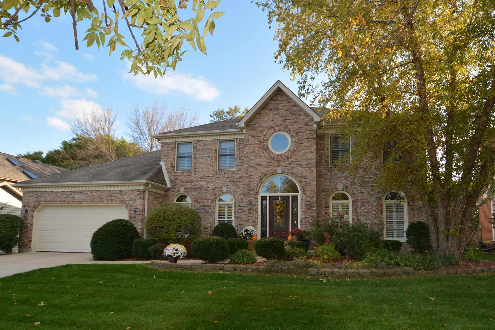 Real Estate Photography - 1508 Meadowland Dr, Naperville, IL, 60540 - Front View