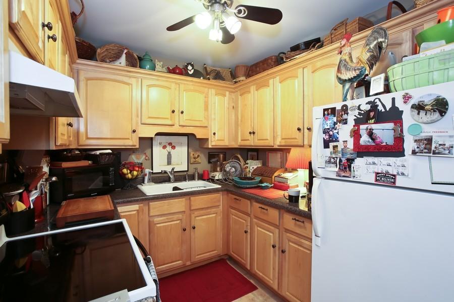 Real Estate Photography - 545 Burlington Ave, 106E, Downers Grove, IL, 60515 - Kitchen