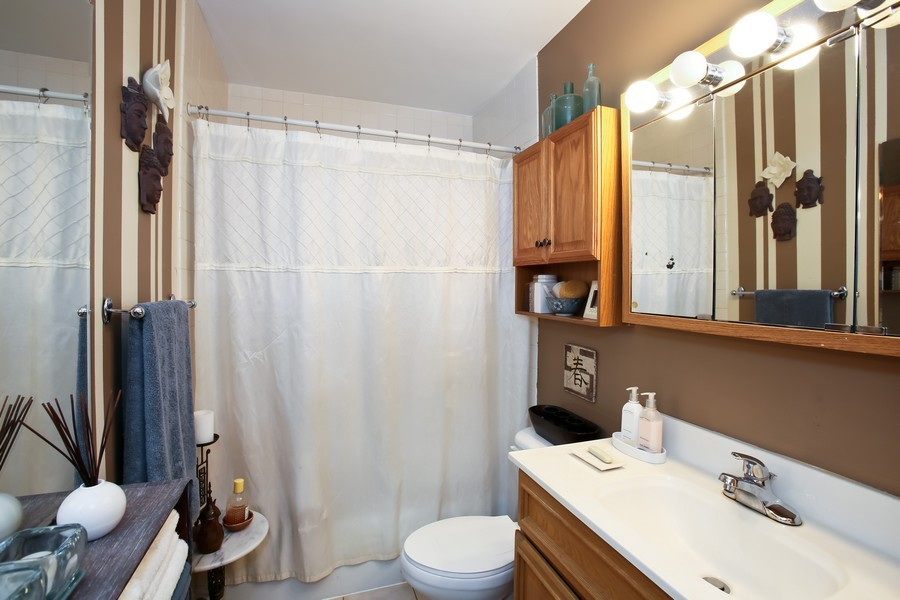 Real Estate Photography - 545 Burlington Ave, 106E, Downers Grove, IL, 60515 - Bathroom