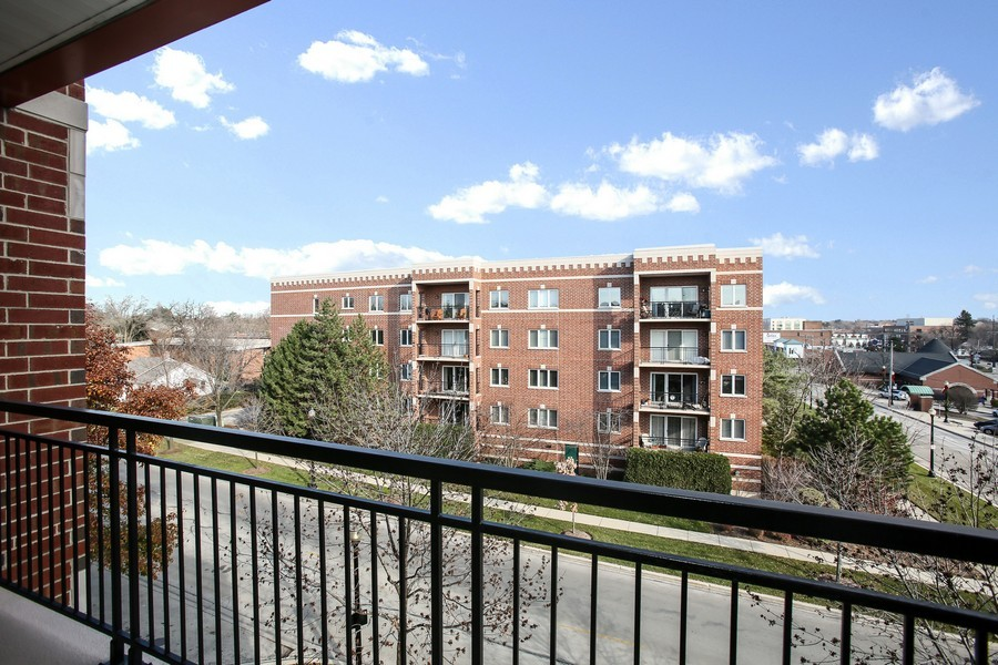 Real Estate Photography - 100 N Gary Ave, Unit 409, Wheaton, IL, 60187 - View