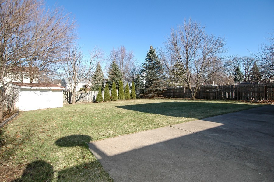 Real Estate Photography - 934 Concord Dr, Island Lake, IL, 60042 - Back Yard