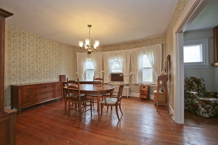Real Estate Photography - 344 Cottage Ave, Glen Ellyn, IL, 60137 - Dining Room