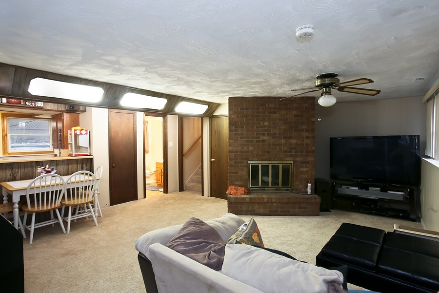 Real Estate Photography - 4944 Western Ave, Downers Grove, IL, 60515 - Lower Level