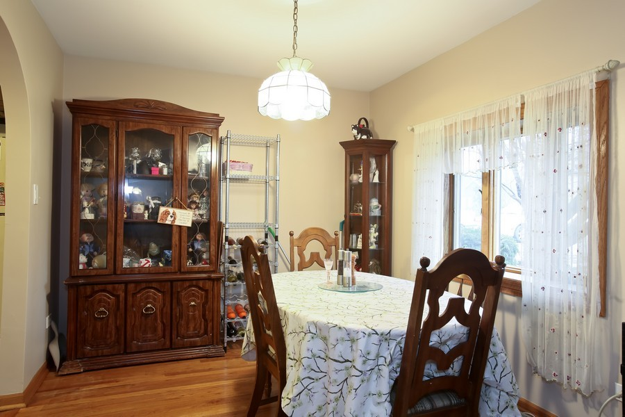 Real Estate Photography - 4944 Western Ave, Downers Grove, IL, 60515 - Dining Room