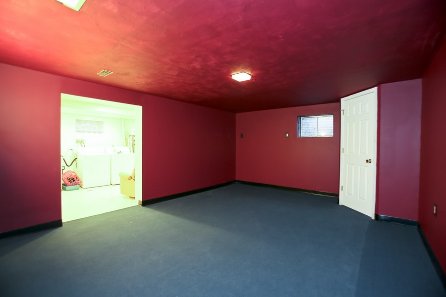 Real Estate Photography - 4944 Western Ave, Downers Grove, IL, 60515 - Basement