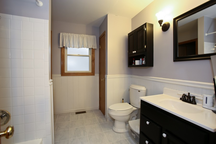Real Estate Photography - 4944 Western Ave, Downers Grove, IL, 60515 - Bathroom