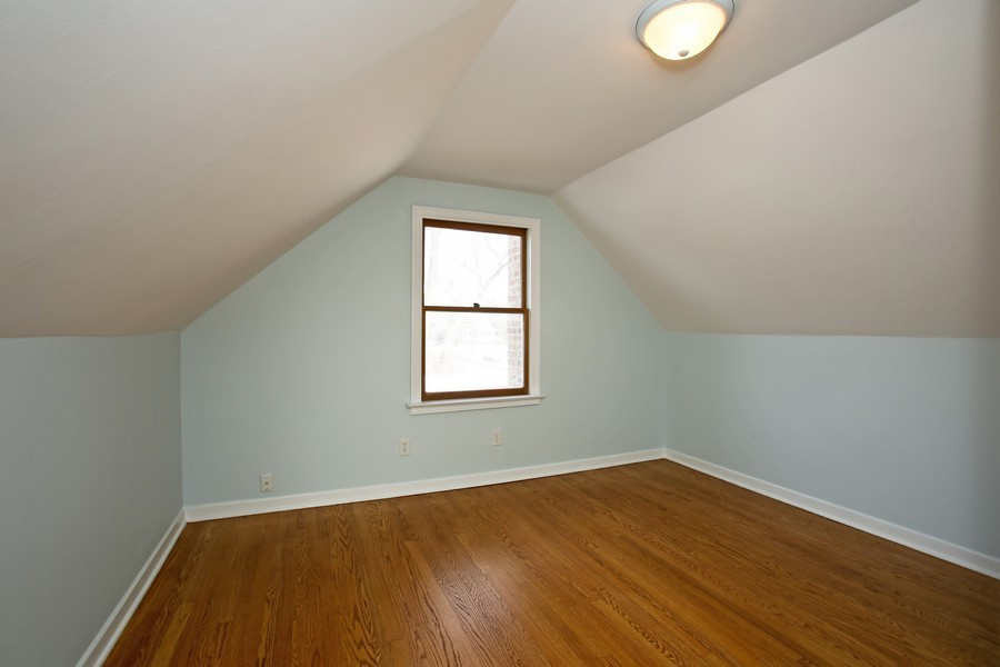Real Estate Photography - 4520 Sterling Rd, Downers Grove, IL, 60515 - 2nd Bedroom