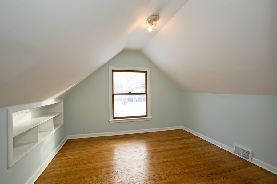 Real Estate Photography - 4520 Sterling Rd, Downers Grove, IL, 60515 - 3rd Bedroom