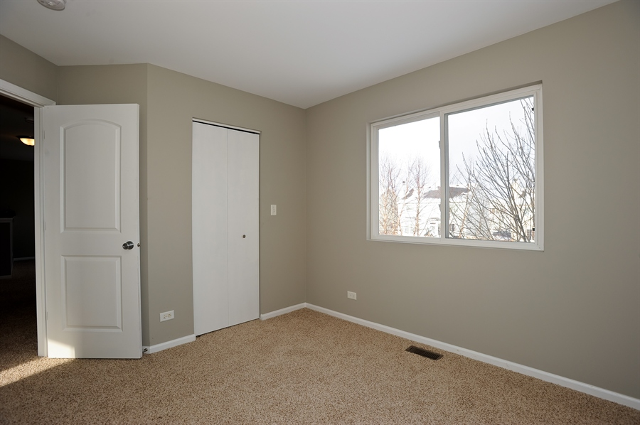 Real Estate Photography - 103 East Meadow Dr, Cortland, IL, 60112 - 2nd Bedroom