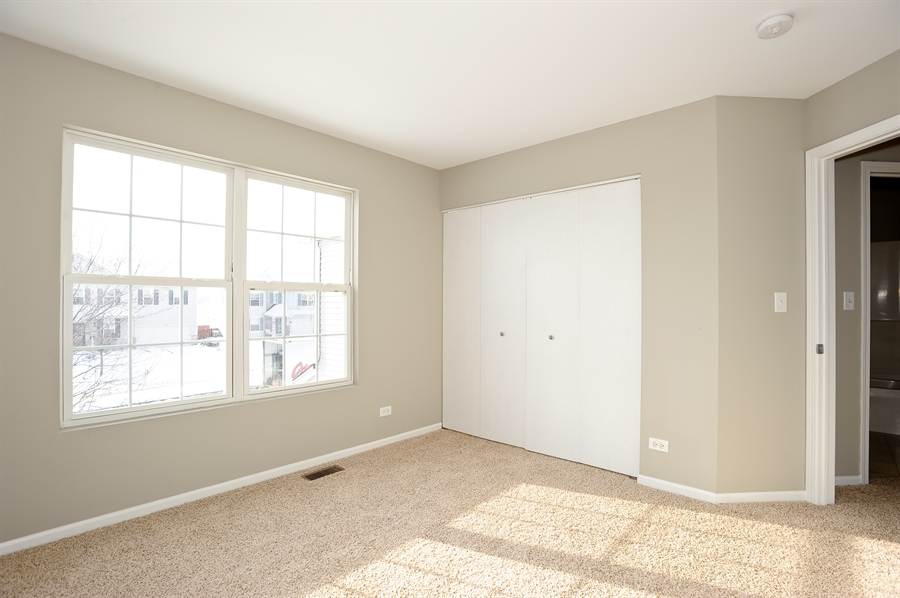 Real Estate Photography - 103 East Meadow Dr, Cortland, IL, 60112 - Bedroom