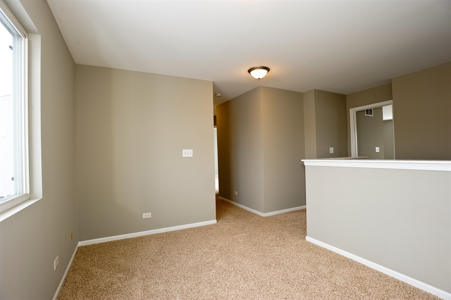 Real Estate Photography - 103 East Meadow Dr, Cortland, IL, 60112 - Loft