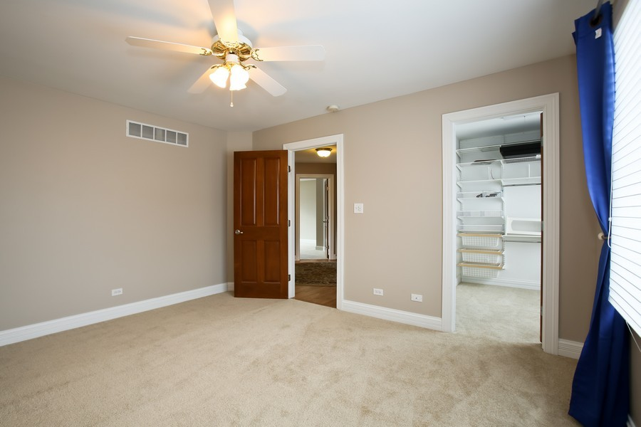 Real Estate Photography - 4712 Seeley AVE, Downers Grove, IL, 60515 - Bedroom